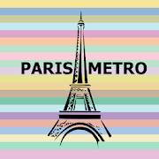 Paris Metro Route Planner-SocialPeta