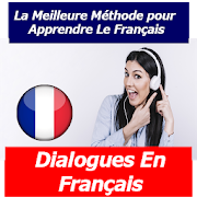ABC French easy with dialogues french-SocialPeta