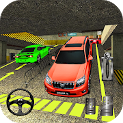 Street Multistory Classic Jeep: Prado Parking Game-SocialPeta