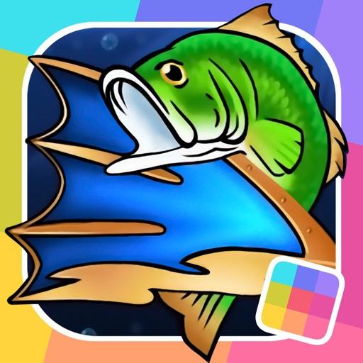 Flick Fishing - GameClub-SocialPeta