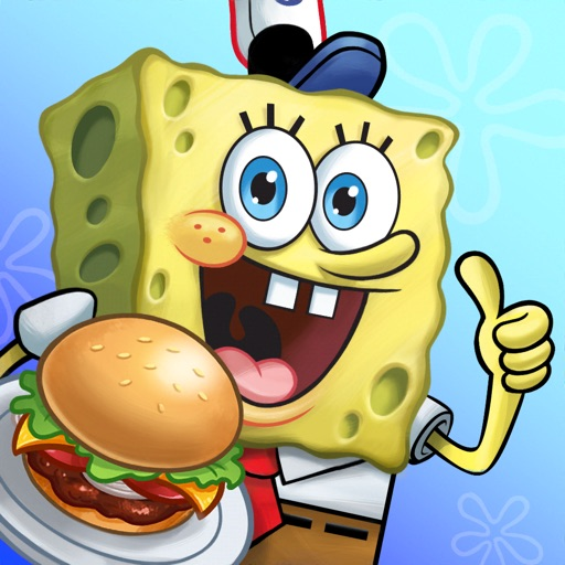 SpongeBob: Krusty Cook-Off-SocialPeta