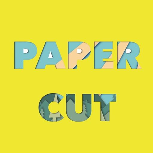 PaperCut Puzzle-SocialPeta