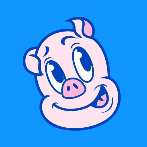 Receipt Hog - get paid to shop-SocialPeta