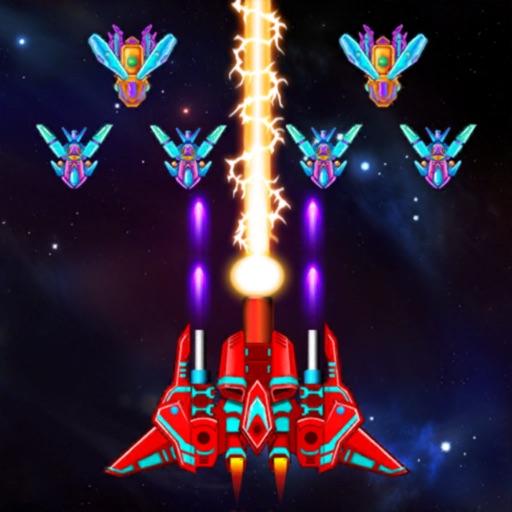 Galaxy Attack: Alien Shooter-SocialPeta