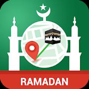 Muslim: Qibla Finder, Prayer Times, Quran, Azan-SocialPeta