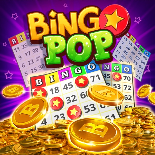 Bingo Pop™ - Live Bingo Games-SocialPeta