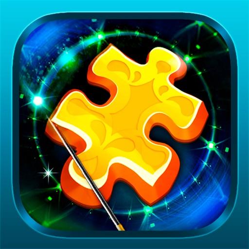 Magic Jigsaw Puzzles-SocialPeta