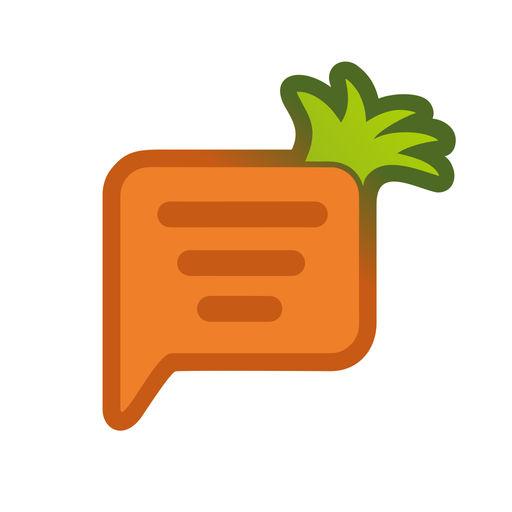 Carrot quest-SocialPeta