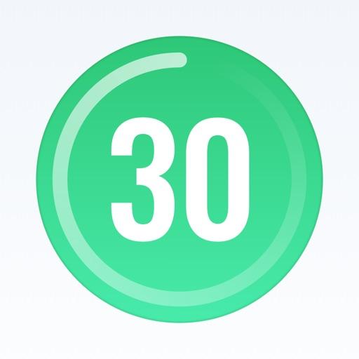 30 Day Fitness-SocialPeta