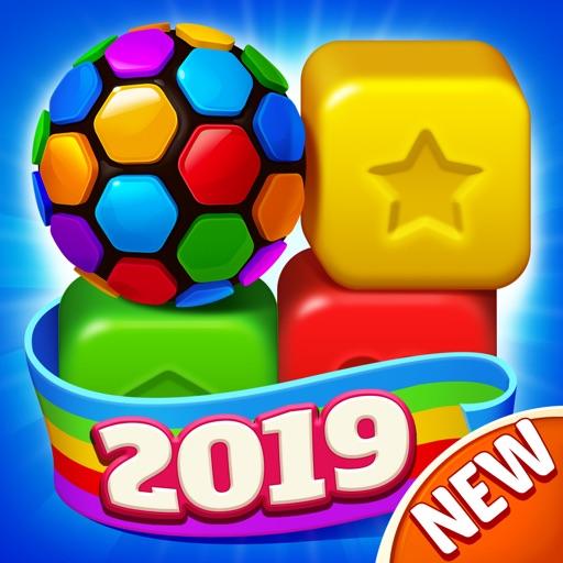 Toy Brick Crush - Puzzle Games-SocialPeta
