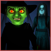 Scary Granny - House of Fear - Escape Chapter 2-SocialPeta