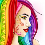 Colorish 2 - anti stress and mandala coloring book-SocialPeta