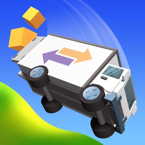 Crash Delivery-SocialPeta