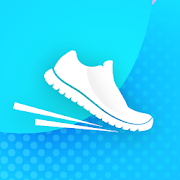 W Step Counter - Pedometer, Walking Step Tracker-SocialPeta