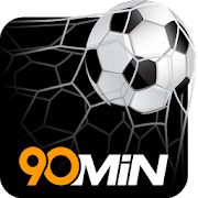 90min - Live Soccer News App-SocialPeta