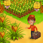 Farm Paradise: Fun farm trade game at lost island-SocialPeta