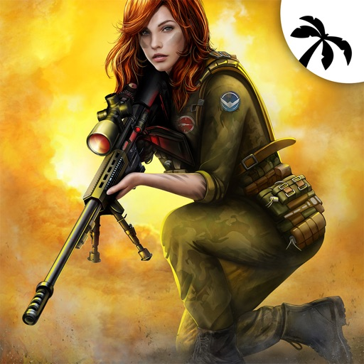 Снайпер Арена: PVP Шутер-SocialPeta