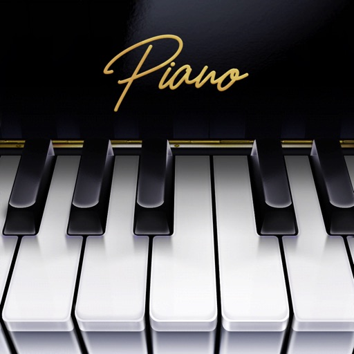 Piano - simply game keyboard-SocialPeta