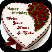 Name On Cake-SocialPeta