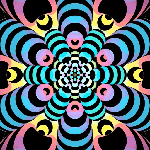 Mesmerize - Visual Meditation-SocialPeta