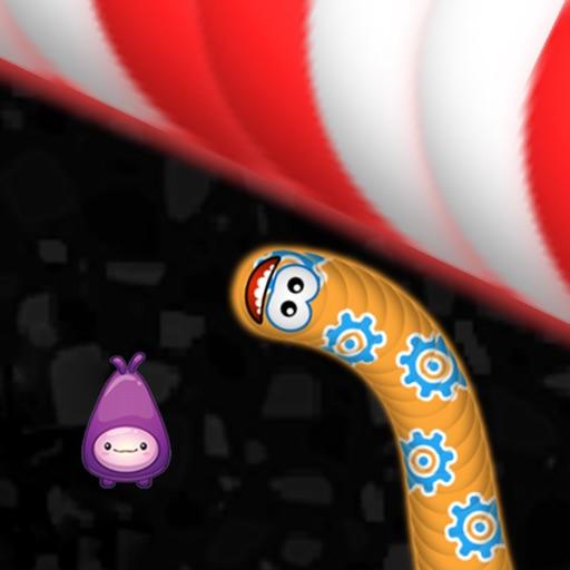 WormsZone.io - Voracious Snake-SocialPeta