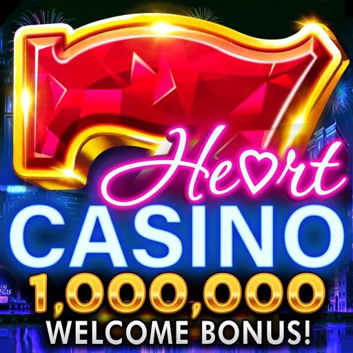 Vegas Slots - 7Heart Casino-SocialPeta