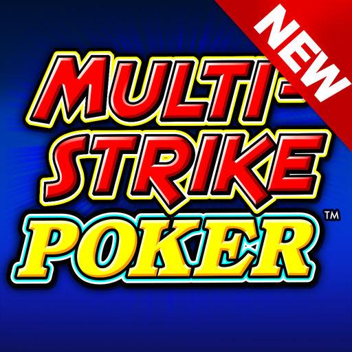 Multi-Strike Poker™-SocialPeta