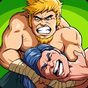 The Muscle Hustle: Slingshot Wrestling Game-SocialPeta