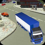 Offroad Cargo Truck Driving Game 3D-SocialPeta