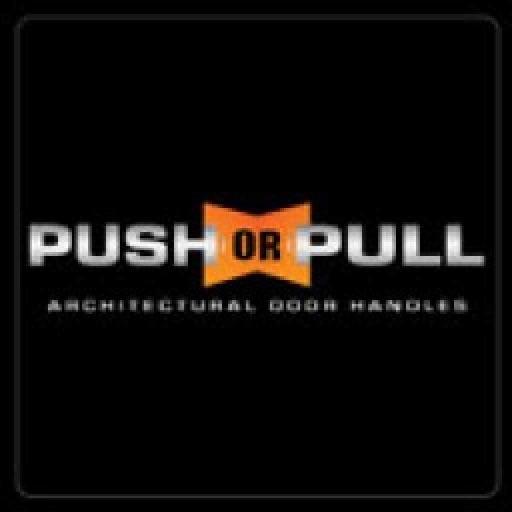Push or Pull Door Handles-SocialPeta