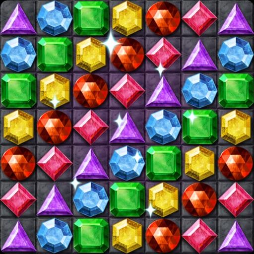 Jewelry King - Match 3-SocialPeta