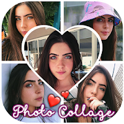 Photo Collage Maker -  Photo Grid  Pic Editor-SocialPeta