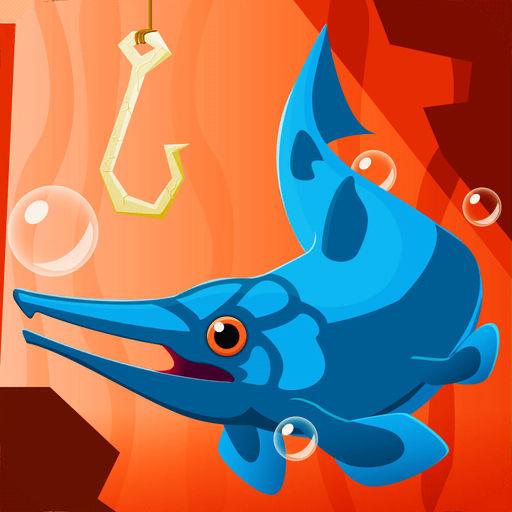 Go Fish: Jurassic Pond-SocialPeta