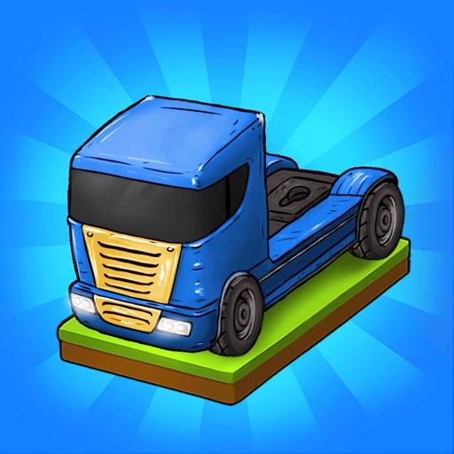 Merge Truck-SocialPeta