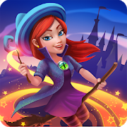 Charms of the Witch - Magic Match 3 Games-SocialPeta
