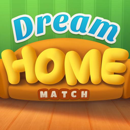 Dream Home Match-SocialPeta