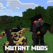 Mutant Creatures Mods for Minecraft PE-SocialPeta