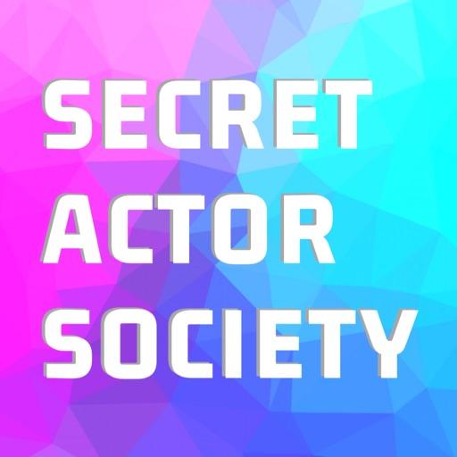 Secret Actor Society-SocialPeta