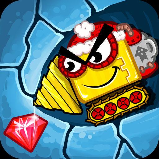 Digger 2: finde Mineralien-SocialPeta