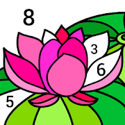 Color Planet - Paint by Number, Free Art Games-SocialPeta