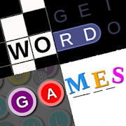 Word Games: crossword, word search, quote puzzles-SocialPeta