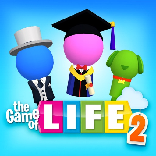 The Game of Life 2-SocialPeta