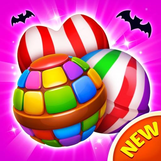 Candy Sweet Legend - Match 3-SocialPeta