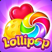 Lollipop: Sweet Taste Match 3-SocialPeta