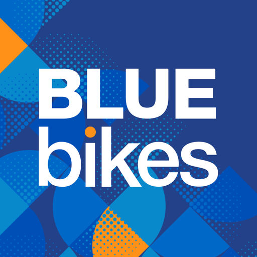 Blue Bikes-SocialPeta