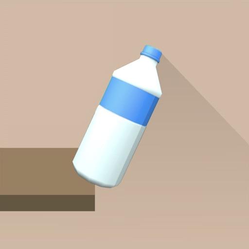 Bottle Flip 3D!-SocialPeta