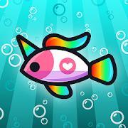 Idle Fish Aquarium-SocialPeta