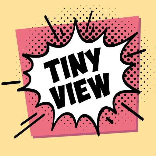 Tinyview Comics-SocialPeta