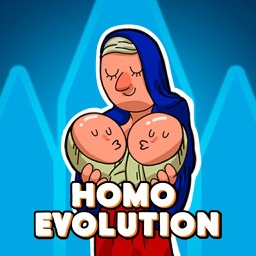 Homo Evolution-SocialPeta