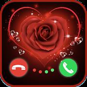 Lovely Call Color Flash Screen-SocialPeta